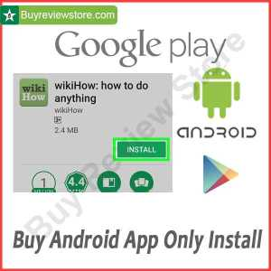 Buy Android App Install