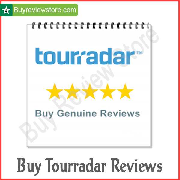 Buy Tourradar Reviews