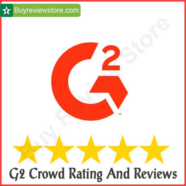 G2 Crowd Rating And Reviews