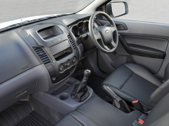 Ford Ranger Super Cab 2012 Model