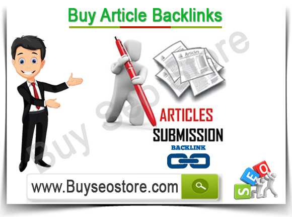 Buy Article Backlinks