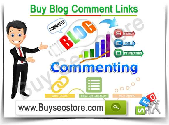Buy Blog Comment Links