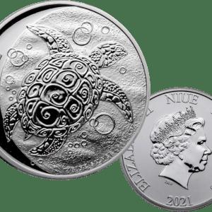 buy-2021-1OZ-SILVER-NEW-ZEALAND-FIJI-TURTLE-BULLION-COIN