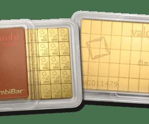 Buy 50g Combi Gold Bar