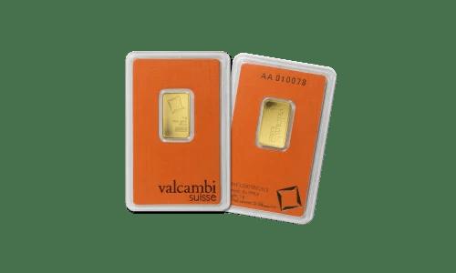 buy valcambi 5g gold bar bu condition