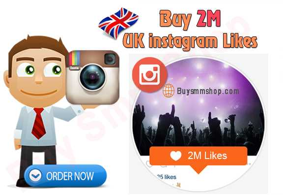 Buy UK Instagram Likes