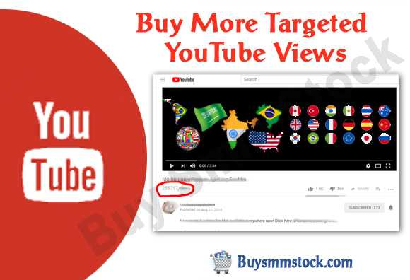 Buy More Targeted Youtube Views
