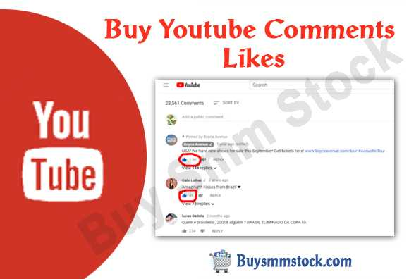 Buy Youtube Comments Likes