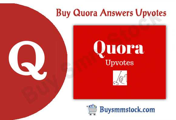 Buy Quora Upvotes