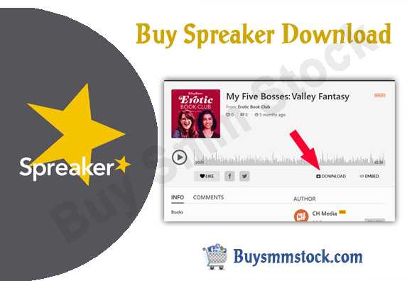 Buy Spreaker Download