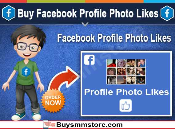 Buy Facebook Profile Photo Likes