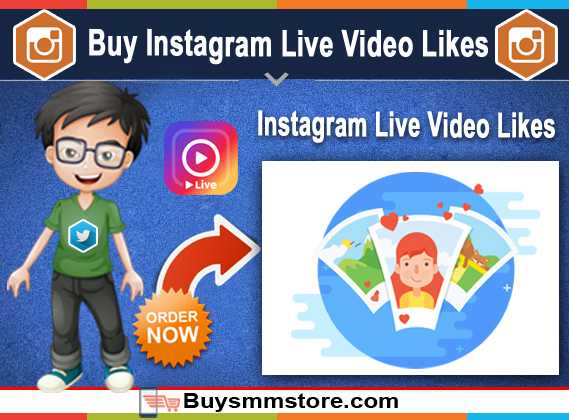 Instagram Live Video Likes