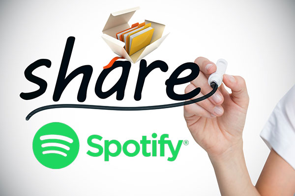 Share contents that are exclusive