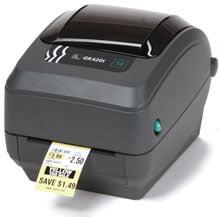 Zebra GK42-102210-000 Barcode Label Printer