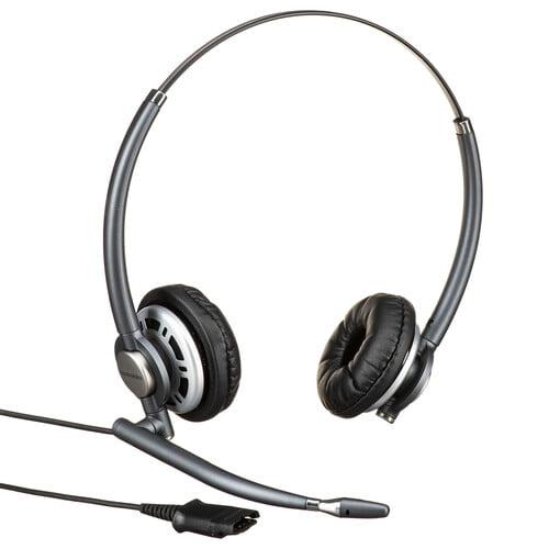 Plantronics, Encore Pro HW720 Binaural NC Headset, Noise Canceling, EncorePro 720, HW 720, wired headsets, HW720, Encore Pro, corded headsets, Encore Pro 720, HW700