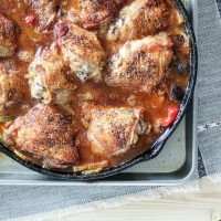 Country Chicken Cacciatore