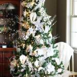 Winter White Christmas Tree Decorating Ideas Buy This Cook That