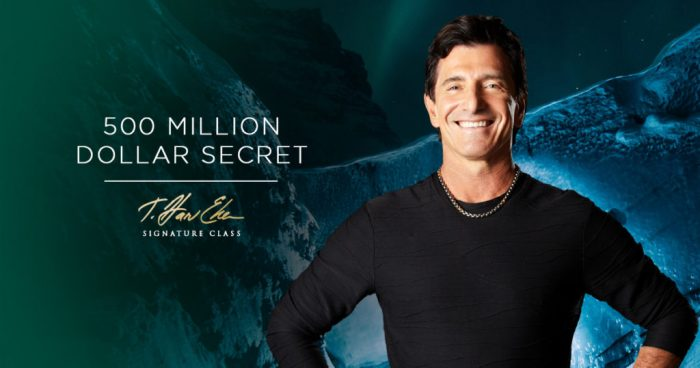 500 million dollar secret