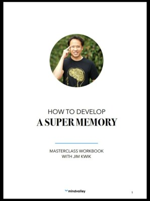 review superbrain jim kwik mind valley
