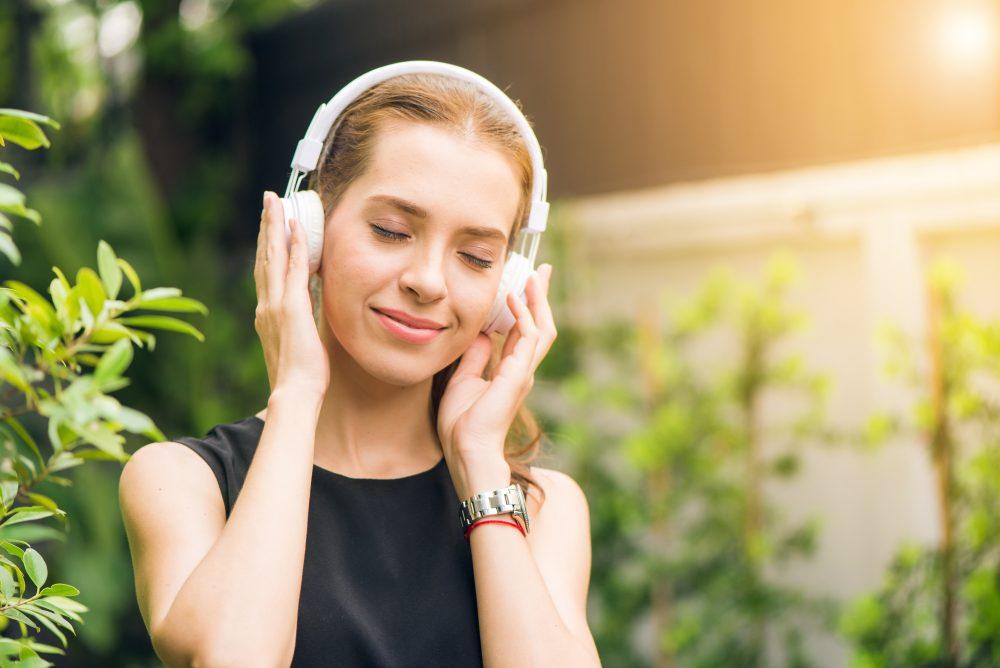 Listen to Binaural Beats for Meditation