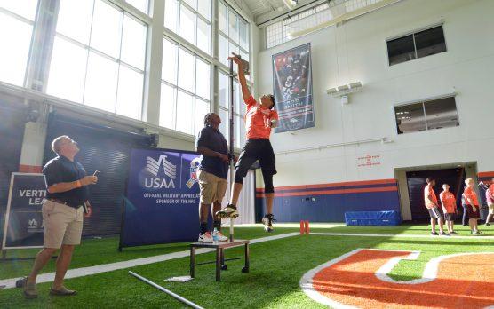 vertical jump vert shock