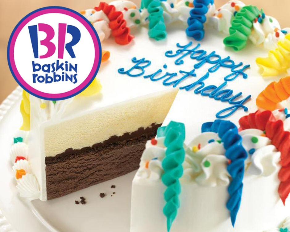 Baskin Robbins Cake Coupons The Best Cake Of 2018