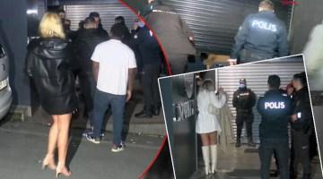 Akıllanmadılar! Kepenk arkasında parti… Yabancı uyruklu çok sayıda kişiye ceza yağdı