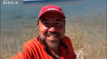 Ata Demirer son durumu paylaştı: Müsilaj gitti, deniz cam gibi!
