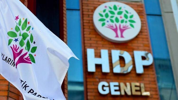 HDP'ye kapatma iddianamesi kabul edildi