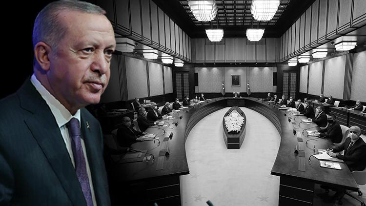 Kabine Toplantısı ertelendi! İşte nedeni…