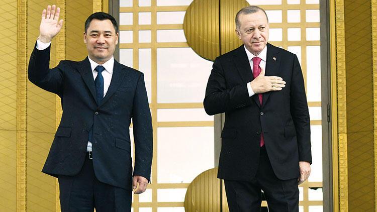 Kırgızistan'la yakın işbirliği imzaları