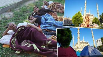 660'ıncısı düzenlenen Kırkpınar için Edirne'ye akın akın geldiler