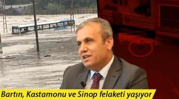 Acı haberi verdi! Bozkurt Belediye Başkanı: Görülmemiş bir felaket! İlçemiz yok oluyor