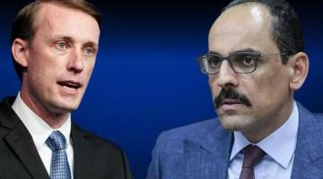 Cumhurbaşkanlığı Sözcüsü İbrahim Kalın'dan Beyaz Saray'da kritik görüşme