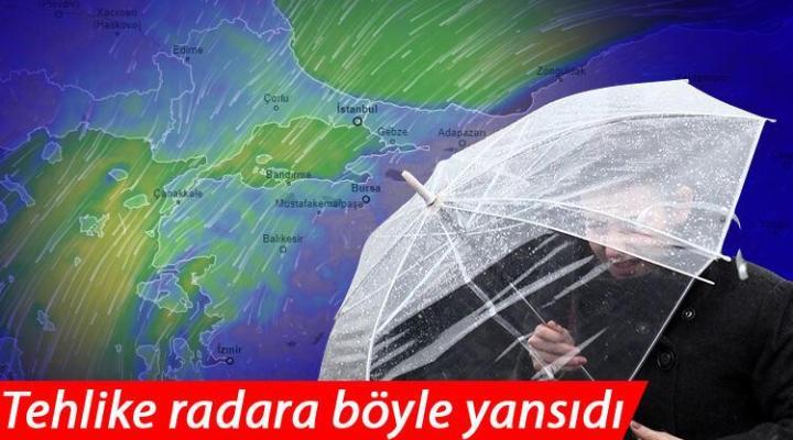 İstanbul ve çok sayıda kent alarmda! Meteoroloji'den peş peşe uyarılar…
