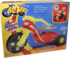 Big Wheel® My First Big Wheel for boys 9 inches