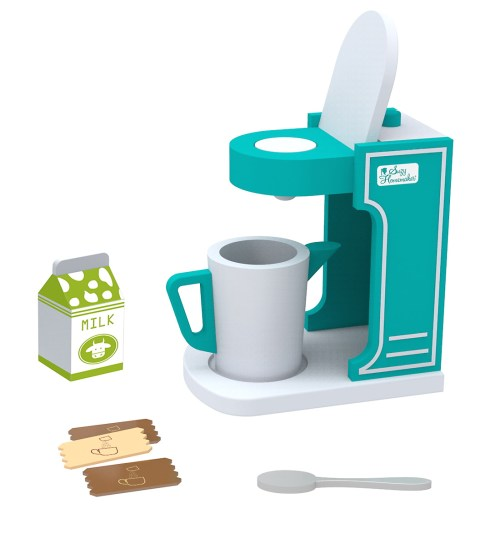 Suzy Homemaker Coffee Maker Play Set