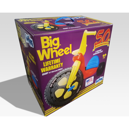 Big Wheel® 50th Anniversary 16″ (closed box)