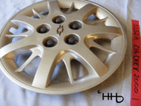 profile view of hubcap # c16chev2000_1