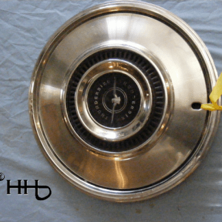 front view of hubcap # c15ford1971_7