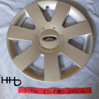 front view of hubcap # c16ford2006_2