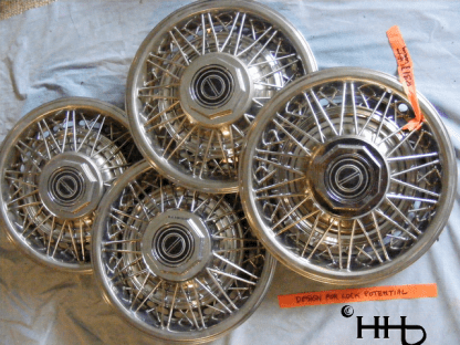 group view of hubcap # w14ford1981_4