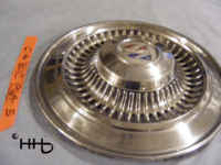 Profile view of hubcap # c14buic1964_5