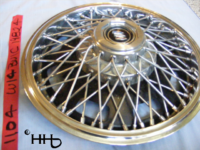 profile view of hubcap # w14buic1982_4