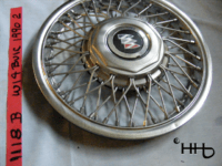 profile view of hubcap # w14buic1990_2