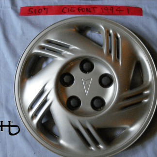 front view of hubcap # c15pont1994_1