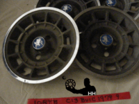 group view of hubcap # c13buic1979_9