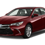 2017 Toyota Camry Configurations