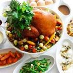 A Small & Swanky Thanksgiving Dinner Menu | Thanksgiving Dinner Menu Ideas for Small Families