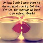 Good Morning Wishes For Husband Pinterest